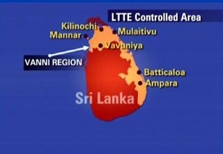 How Israel Helped Sri Lanka Defeat the Tamil Tigers