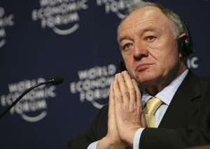 Former London mayor Ken Livingstone, pictured, condemned antisemitism on Tuesday. Photo: Wikimedia Commons.
