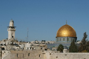 Israeli officials have been banned from entering the Temple Mount, pictured. Photo: wiki commons.