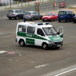 Police in Berlin, Germany. Photo: wiki commons.