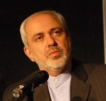 Iranian foreign minister Mohammad Javad Zarif. Photo: WikiCommons.
