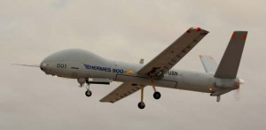 Elbit Systems Hermes 900 UAV. Photo: Elbit Systems.