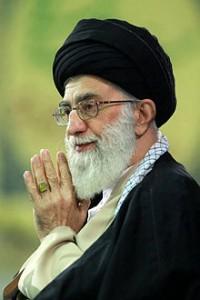 Iranian Supreme Leader Ali Khamenei. Photo: Wikipedia.