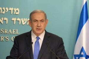 Israeli Prime Minister Benjamin Netanyahu said Israel will aggressively retaliate to any attack against the Jewish state. Photo: GPO.