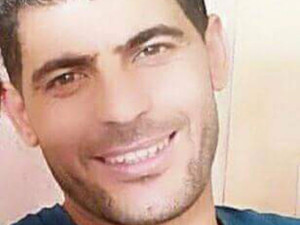 Raed Masalmeh, the terrorist who carried out today's attack in Tel Aviv. Photo: Screenshot.