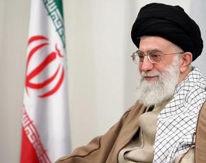 Ayatollah Ali Khamenei, the Supreme Leader of Iran. Photo: Wiki Commons.