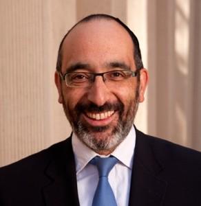 South Africa Chief Rabbi Warren Goldstein.