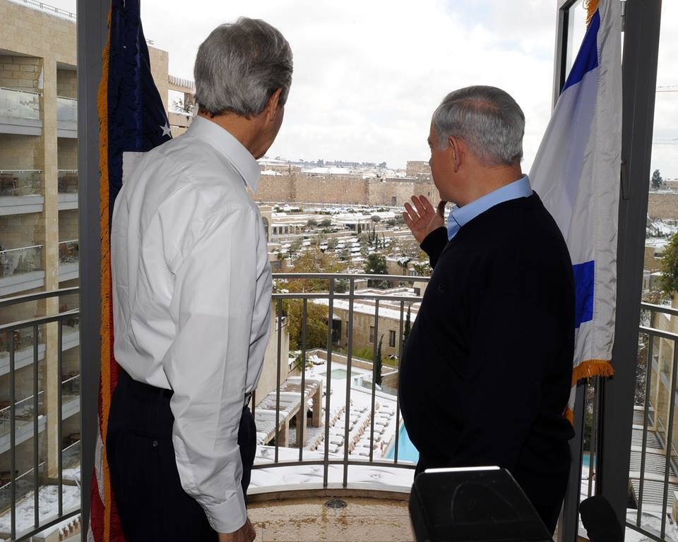 The EU and Kerry: 'Piling On' Israel | Jewish & Israel News Algemeiner.com