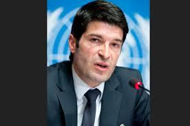 French Ambassador to Israel Patrick Maisonnave. Photo: JSS News.
