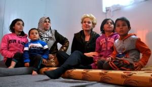 Syrian refugees in Jordan. Photo: Multifaith Alliance.