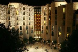 The Inbal Jerusalem Hotel. Photo: Wikimedia Commons.