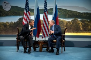 US President Barack Obama and Russian President Vladimir Putin. Photo: Wikimedia Commons.