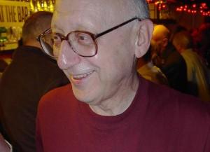 British Member of Parliament Gerald Kaufman. Photo: Wikipedia.