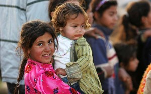 Iraqi refugees in Syria. Photo: Wikipedia.