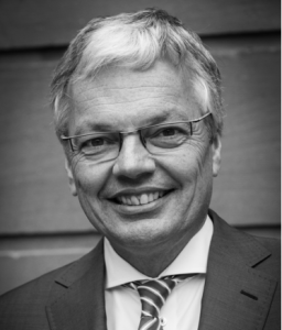 Belgian Foreign Minister Didier Reynders postponed his trip to Israel. Photo: Wikimedia Commons.