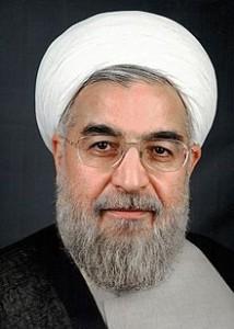 Iranian President Hassan Rouhani. Photo: Wikipedia.