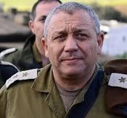IDF Chief of General Staff Gadi Eizenkot. Photo: Facebook.