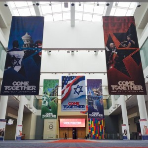 The 2016 AIPAC Conference. Photo: Twitter.