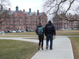 Vassar College. Photo: Wikipedia.