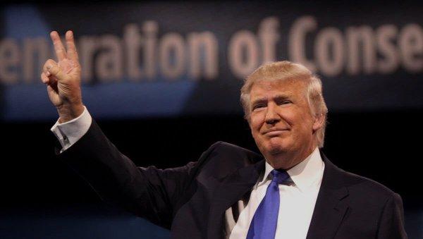 Donald Trump. Photo: Twitter.