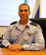 IAF Brig. Gen. Yaron Rosen. Photo: Israel Air Force.