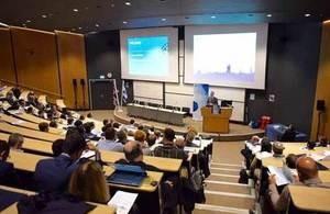 The BIRAX Oxford Conference. Photo: UK government.