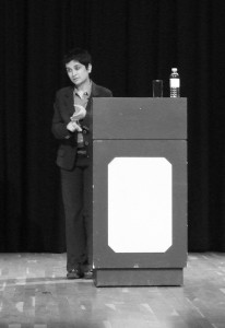 Shami Chakrabarti admitted to joining the Labour Party on the same day she was appointed to leading a party investigation into antisemitism. Photo: Wikimedia Commons.