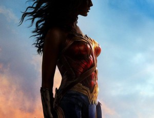 Israeli actress Gal Gadot as Wonder Woman. A new trailer for the superhero film debuted Saturday. Photo: Twitter.