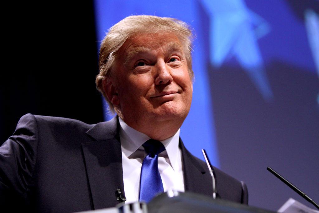 Donald Trump. Photo: Wikimedia Commons.