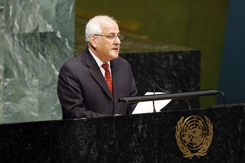 (c) Draft resolutions (A/66/L.15, A/66/L.16, A/66/L.17 and A/66/L.18) Speaking: Palestine