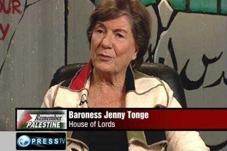 Jenny Tonge. Photo: UK Media Watch.