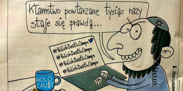 """""""Polish death camp"""" controversy"""