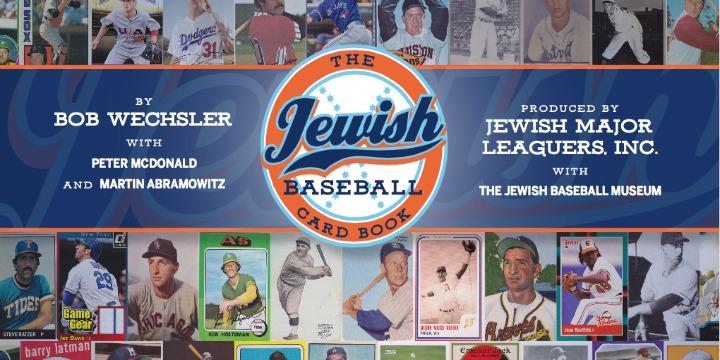 New Book Examines History Of Jewish Baseball Cards Jewish