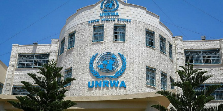 For UNRWA, the Party's Over