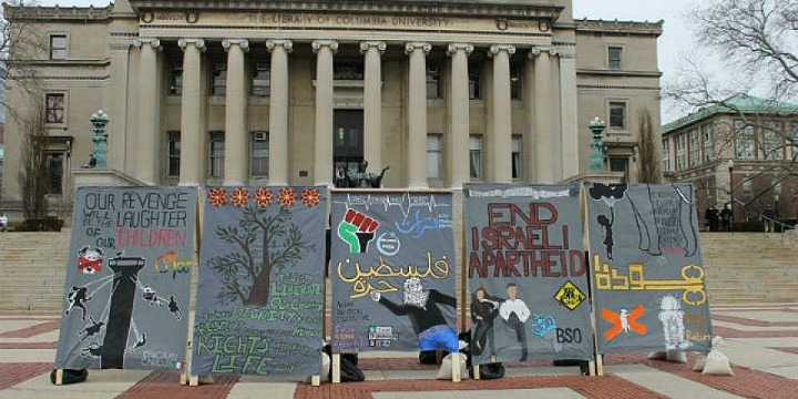 Tenured Columbia Professor Proudly Supports Terrorism Against Israel