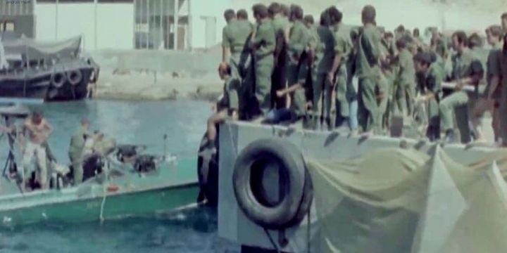 On 47th Anniversary of Yom Kippur War Outbreak, IDF Releases Newly-Digitized Color Footage of Conflict - Algemeiner