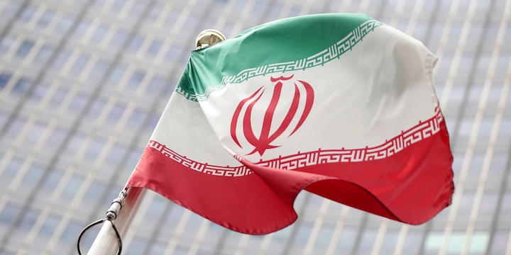 Iran Is Loving Israel's 'Government of Change'
