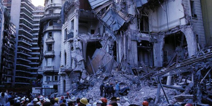 Officials, Jewish Groups Mark Anniversary of 1992 Israeli Embassy Bombing That Killed 29