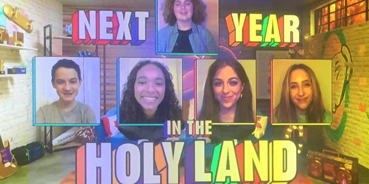 Disney Channel Replaces Jerusalem` With Holy Land` in Passover PSA